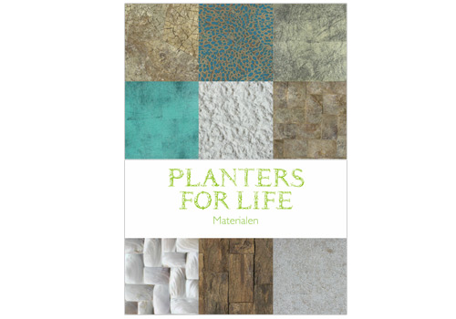 Planters for Life – materials
