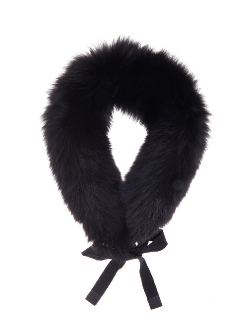 Uniion Fox-Fur Collar