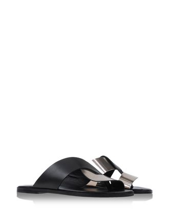 PIERRE HARDY Leather Twistband sandals