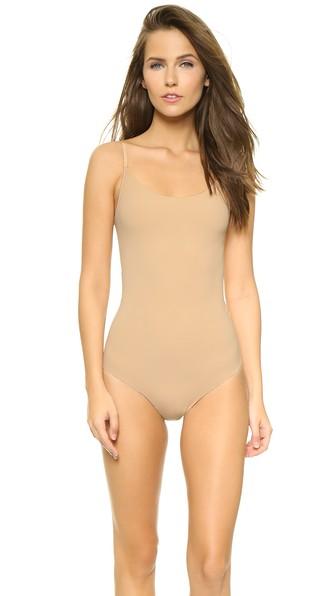 COMMONDO Classic Thong Bodysuit (nude)
