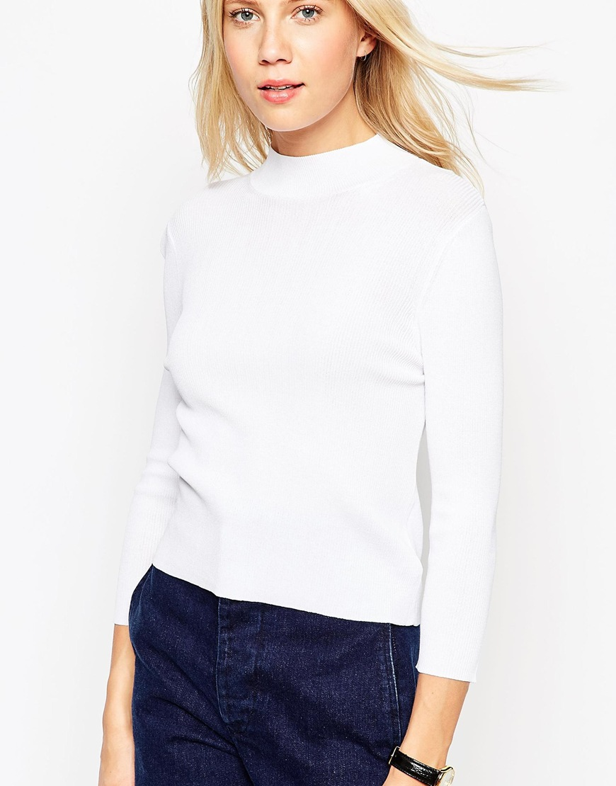 Alternative: ASOS Baby Rib Jumper
