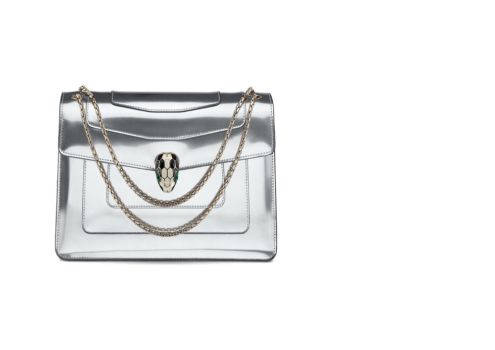 Bvlgari Serpenti Forever Shoulder Bag