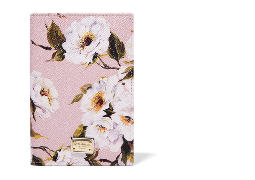Dolce & Gabbana Passport Cover