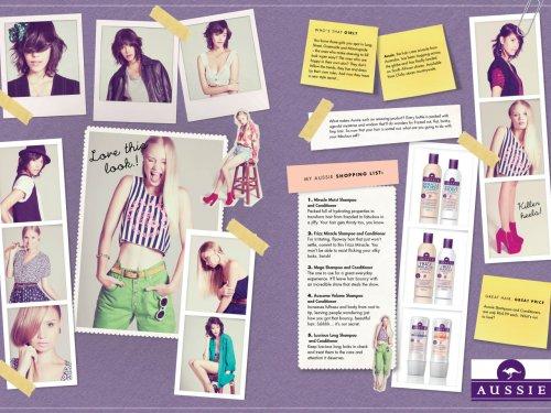 Aussie Hair Ad South Africa (2011)