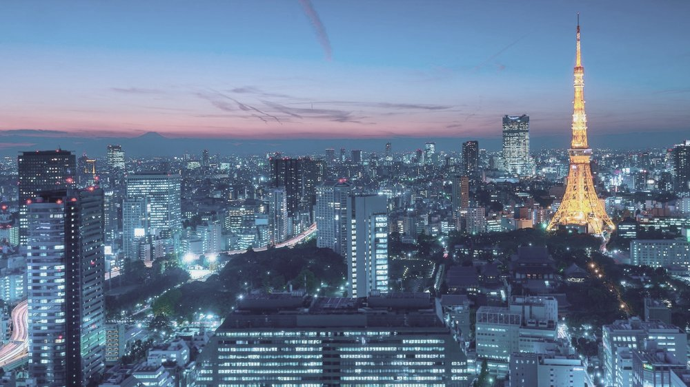 Tokyo night - Make your trip to Tokyo unforgettable with our selected list