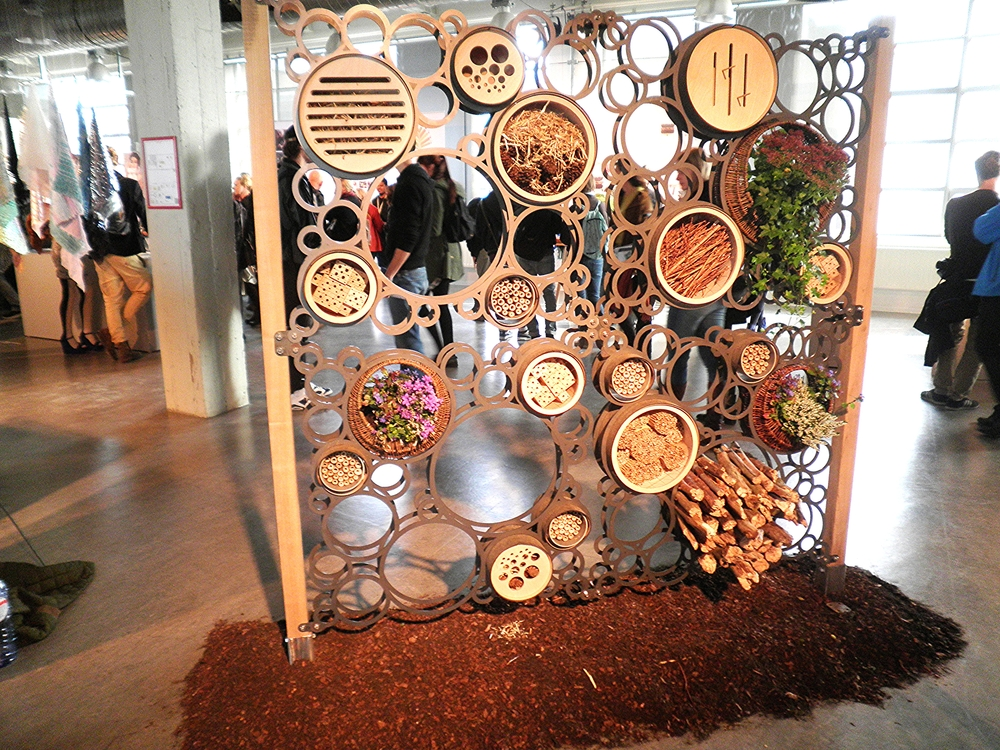Dutch Design Week 2012 - Insect Hotel