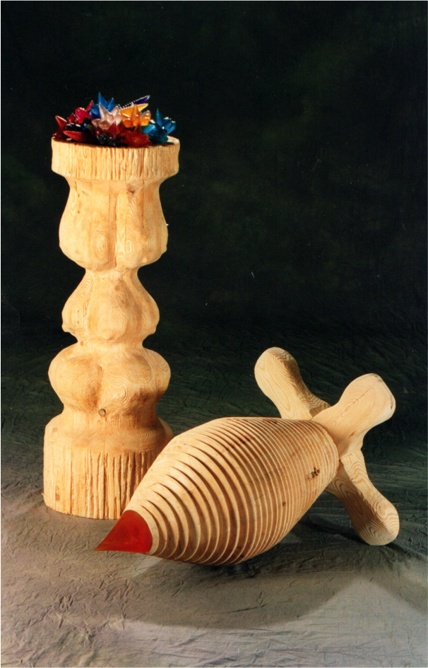 Wood & Resin