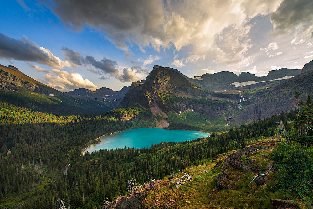 Glacier National Park Photo Tour
