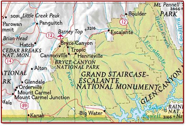 Back of Beyond Camping Photo Tour of Southern Utah, Northern Arizona ...