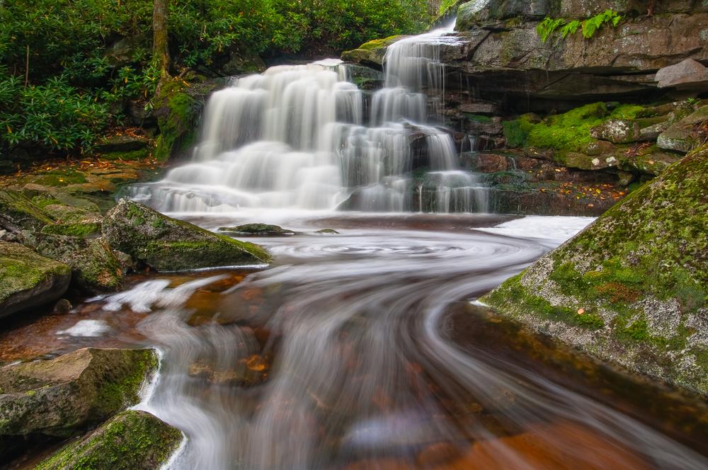 Second Falls Elakala Falls.jpg