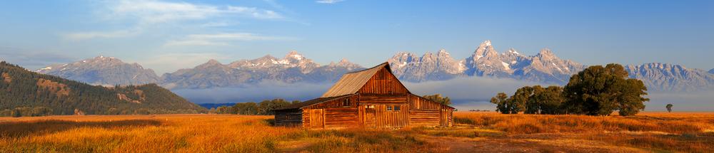 Mormon Barn. © Joseph Rossbach