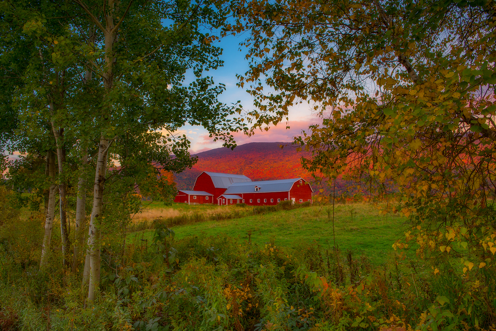 Autumn in Vermont - October 3-6, 2016 -  Sold Out