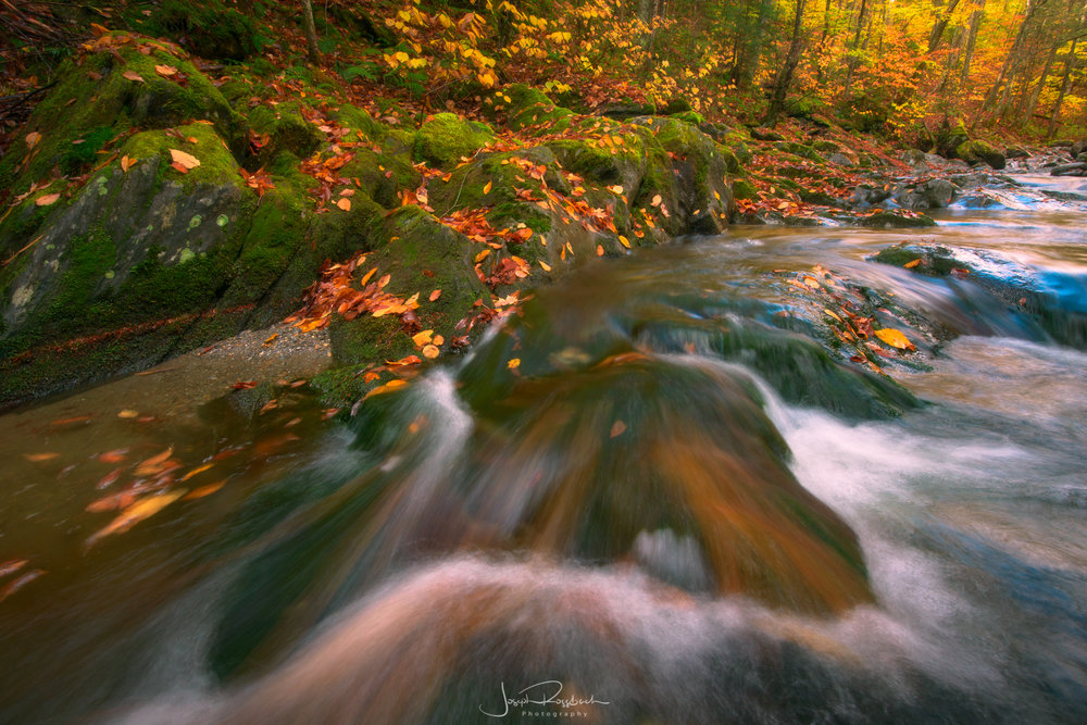 Autumn in Vermont Photo Workshop - October 7-11, 2018