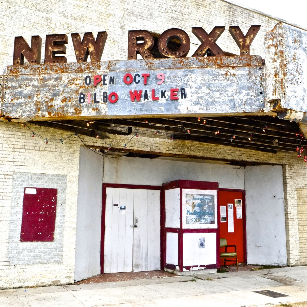 """New"" Roxy theater"