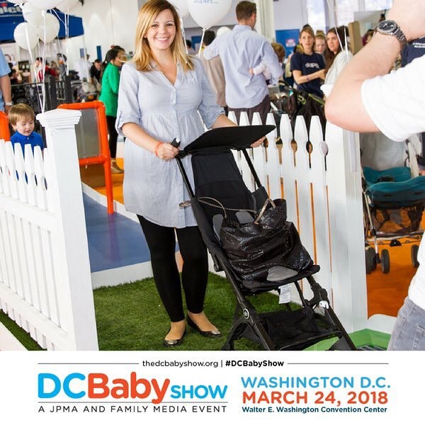 We are heading down to DC today for the JPMA Baby Show! Have you gotten your tix to the #dcbabyshow this Saturday yet? Use promo code PARKLON50 to get 50% off! Head to @jpmababyshow for more info! #parklonamerica #jpmababyshow