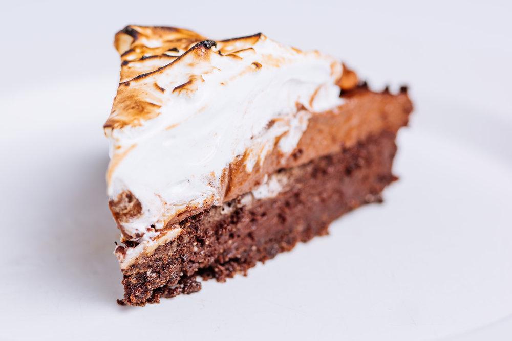 Mississippi Mud Pie Slice