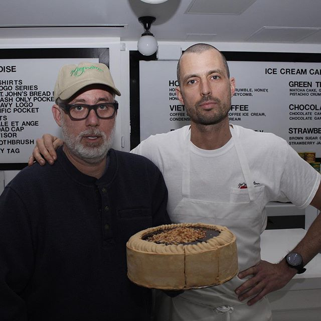 Don't forget the Koppelman: Picosos Peanut Butter Ice Cream, Concord Grape Jelly..By our friend Brian Koppelman.  Also, listen to Nicholas Morgenstern on Brian's podcast, The Moment.