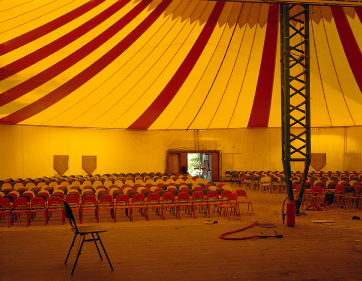 Under The Big Top,  2004.
