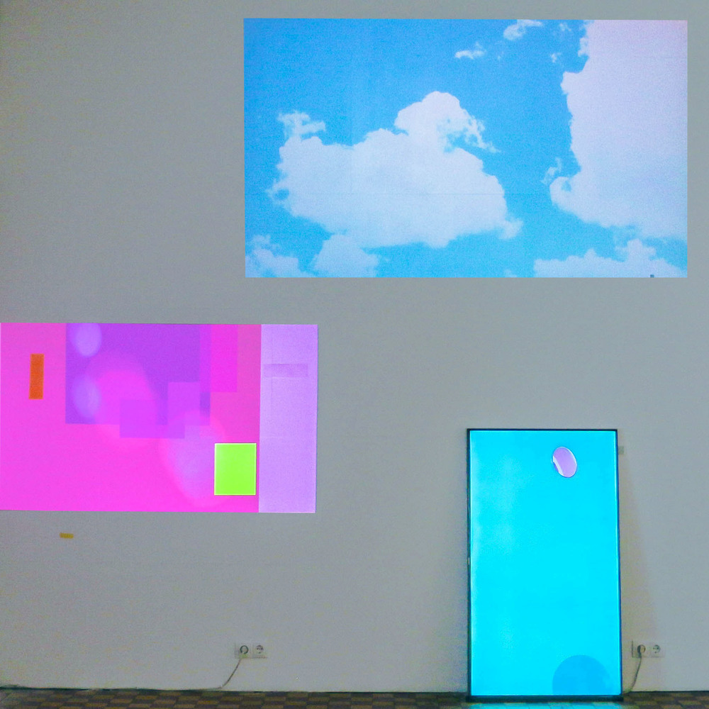 2015  3- Channel Video Installation;View at The Living Art Museum, Reykjavik