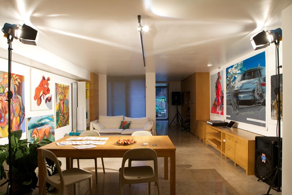 Studio189 Private Art Viewing