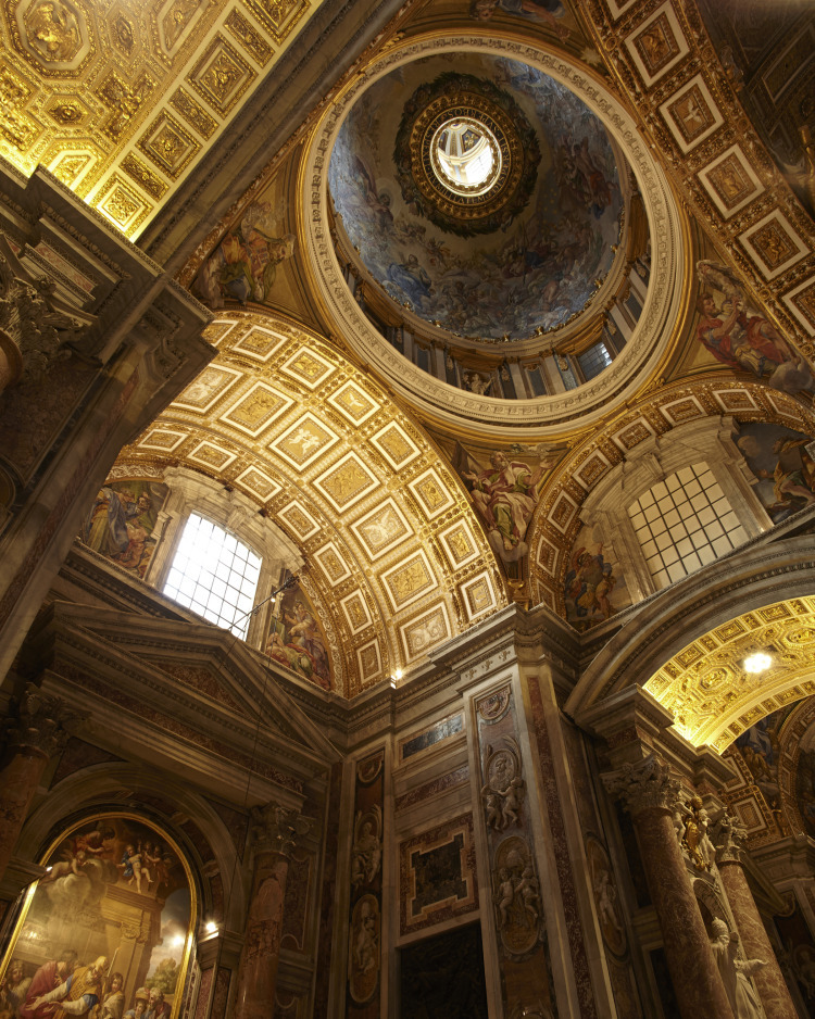 For my inner Borgia, the Vatican.