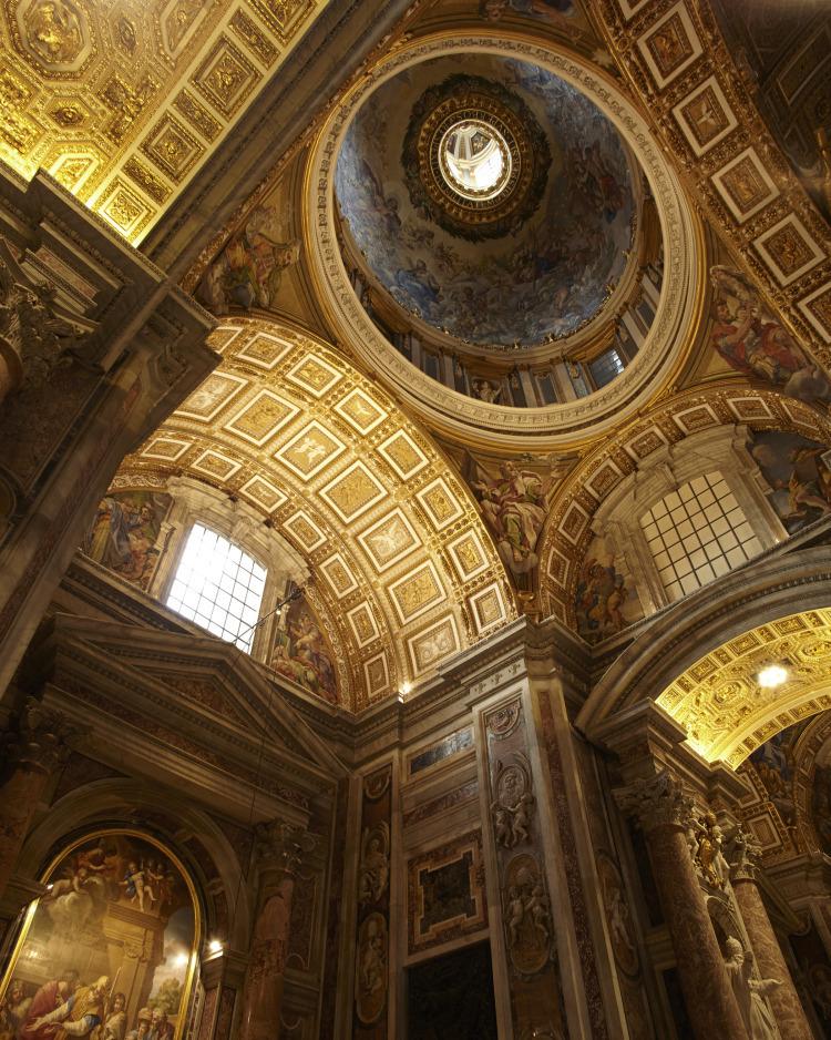 For my inner Borgia, the Vatican.