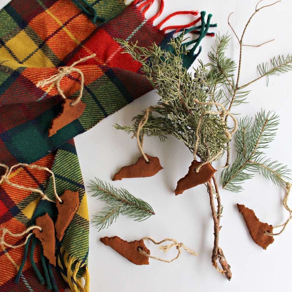 Old Fashioned Cinnamon Christmas Ornaments — Gathered Mercantile ...