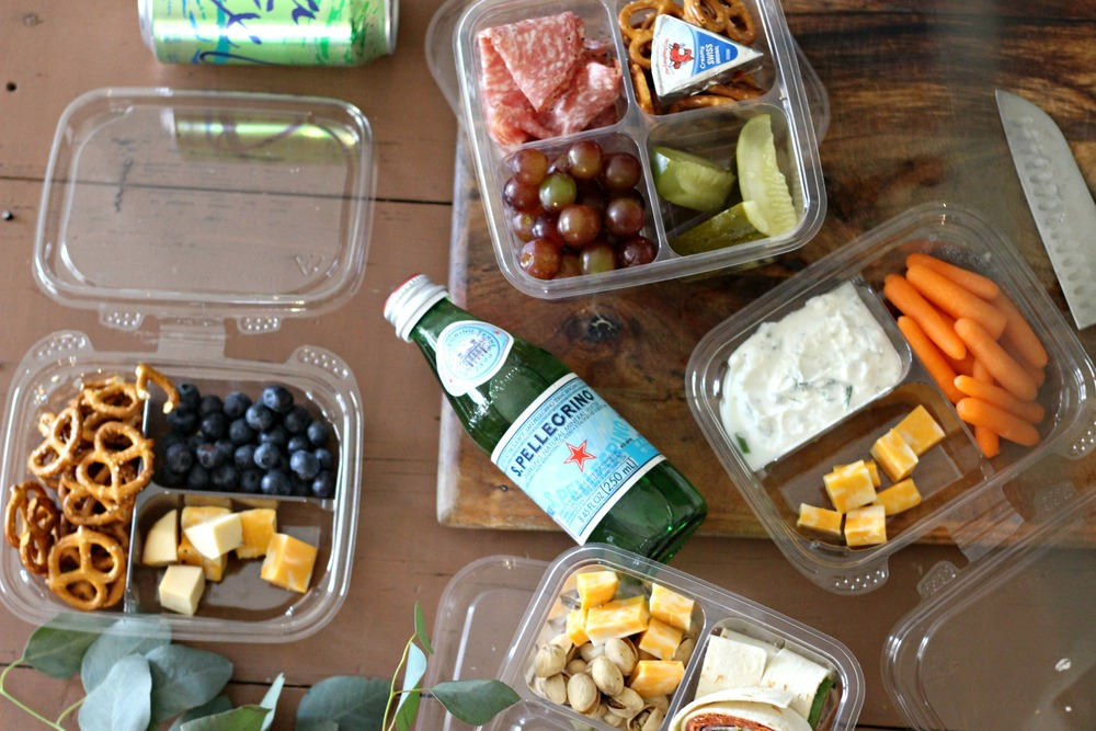 Tips For Packing A Weeks Worth Of Healthy Lunches Snacks