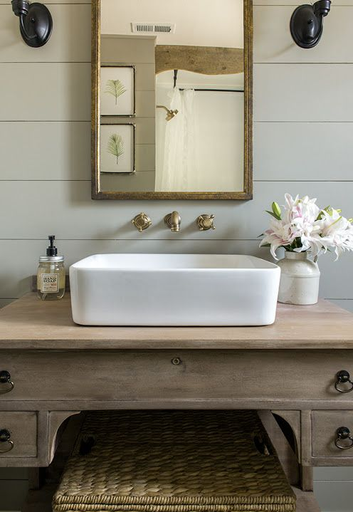 Our Fixer Upper Master Bath Gathered Mercantile The