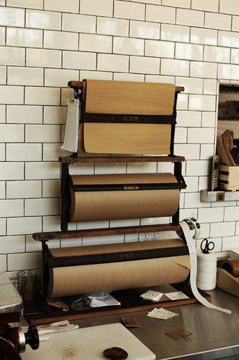 Butcher paper rolls