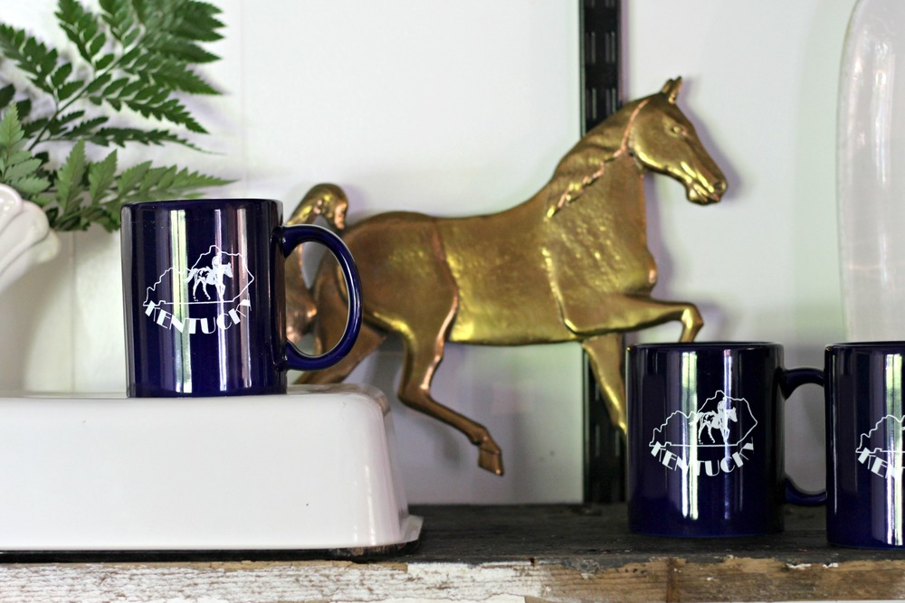 Kentucky Mugs $10