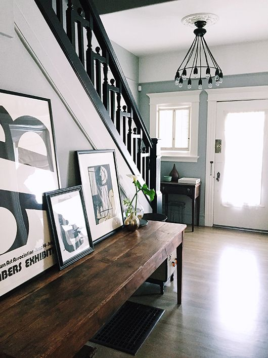 Our Fixer Upper Entryway Gathered Living