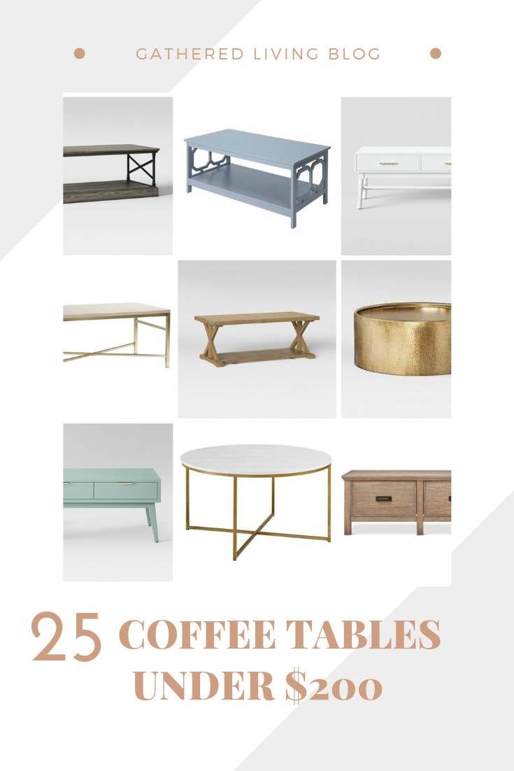 25 coffee tables under $200.png