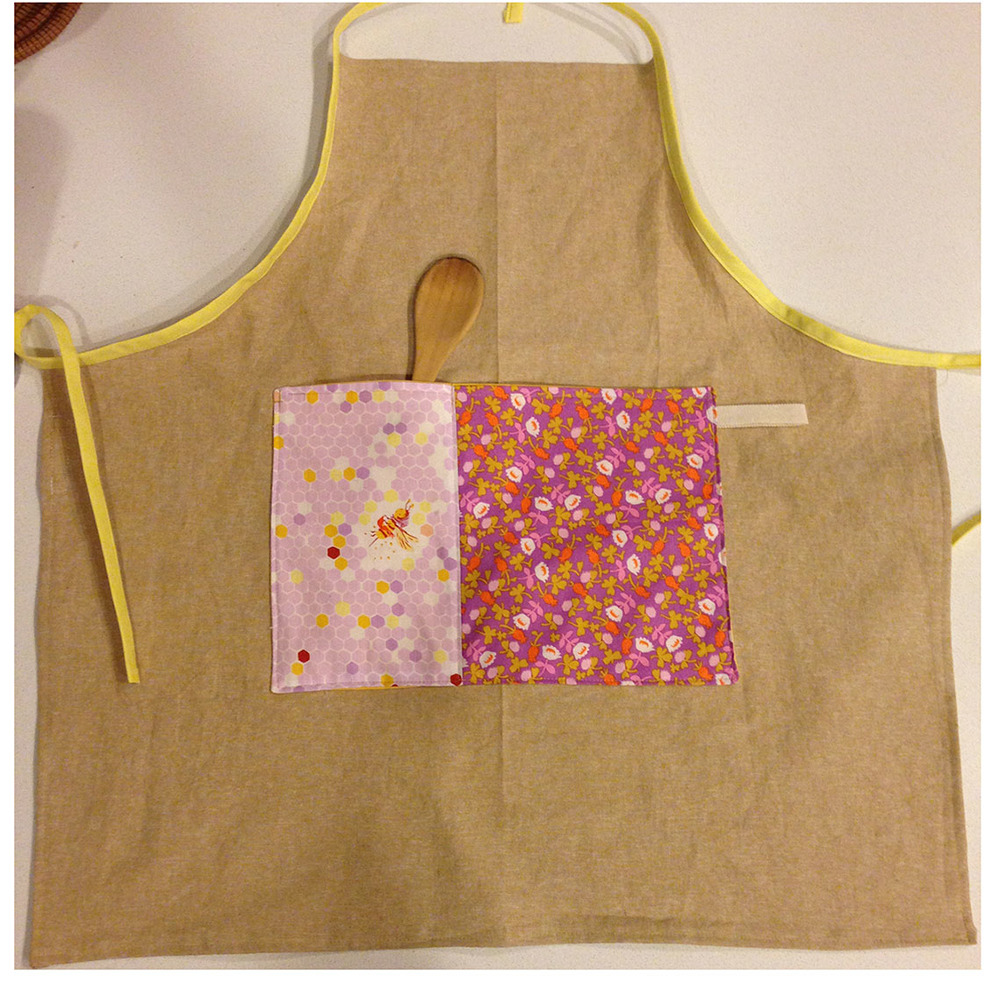 Aster's Apron