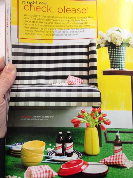 domino magazine spring 2015
