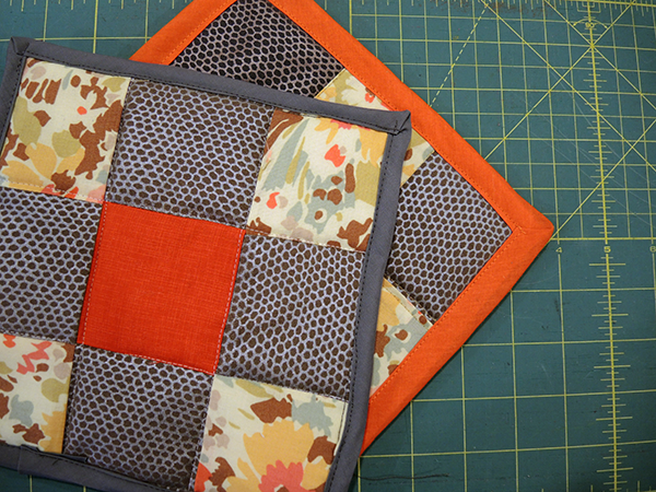 patchwork trivet tracey toole