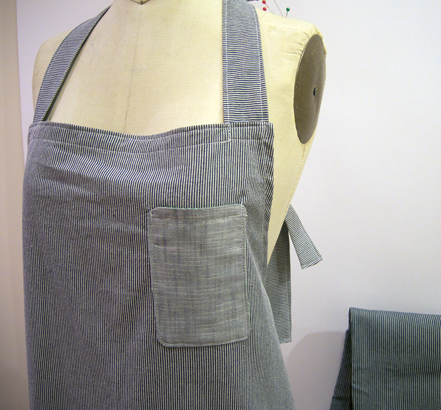 the new Mercantile Apron