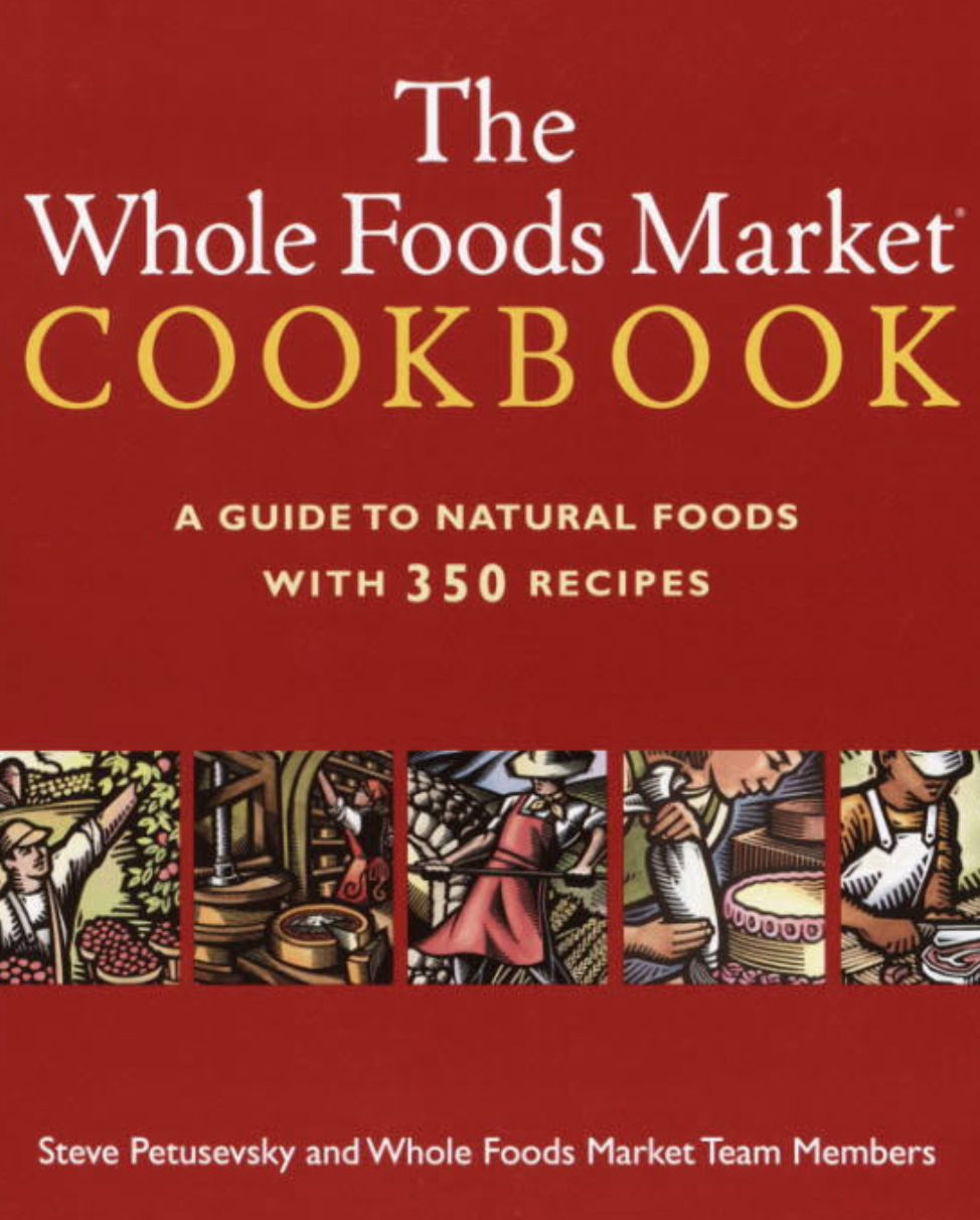 whole foods cookbook