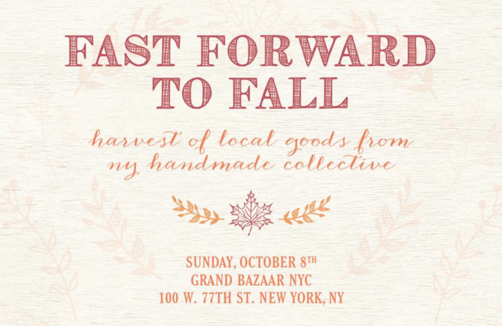 fast forward to fall market