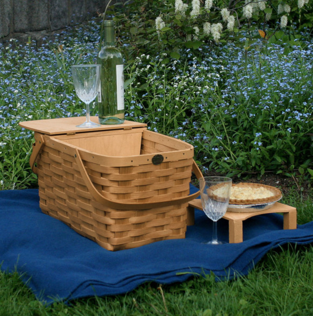 Peterboro Picnic Basket on the Green $89.00