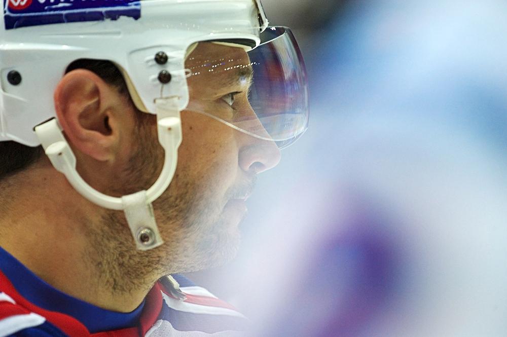 Ice Hockey player of SKAIlya Kovalchuk #17.