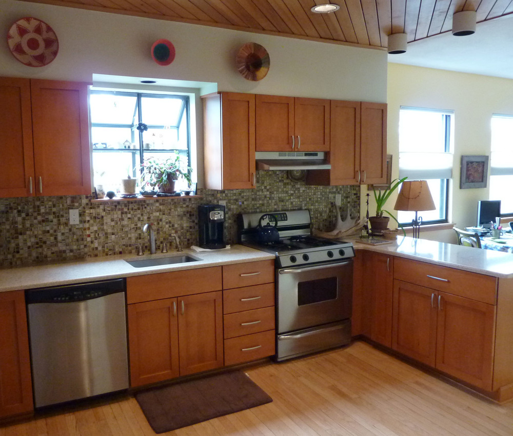 Red Birch Kitchen Cabinets: Boston Building Resources