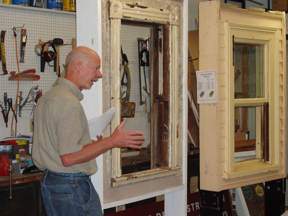Don Malloy (1951-2006), window rehab advocate and workshop instructor extraordinaire