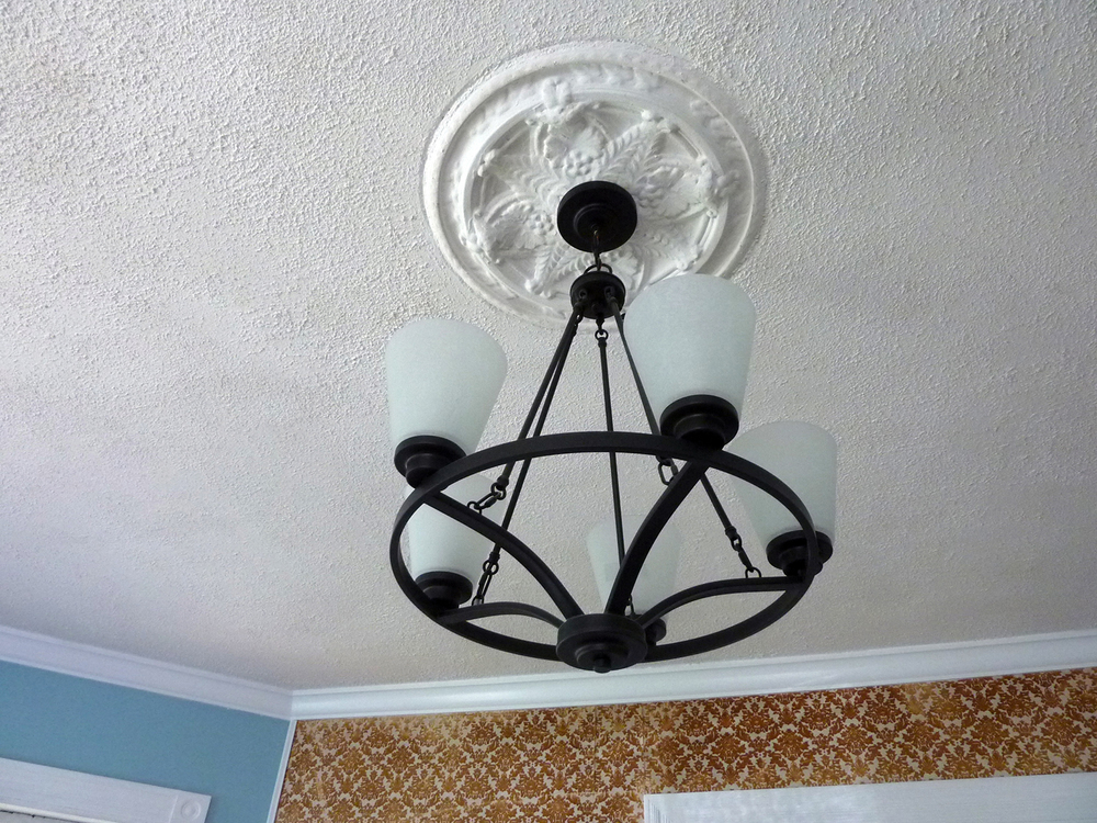 ...as is this light fixture.