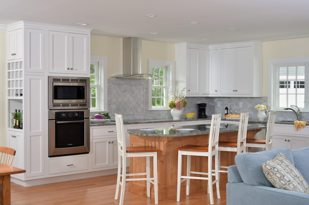 Kitchen cabinetry and kitchen design