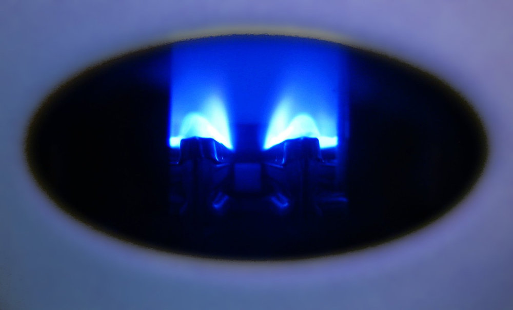 Gas boiler flame photo via Flickr | Creative Commons license
