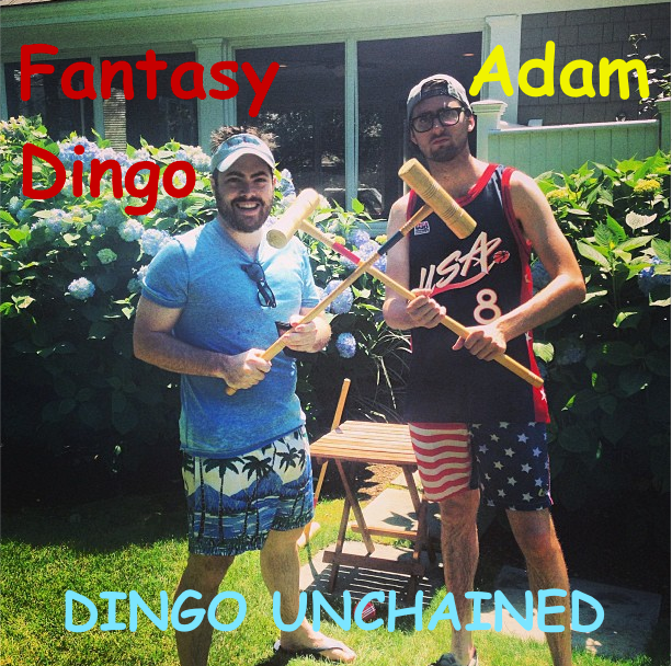 Podcasts - Fantasy Dingo
