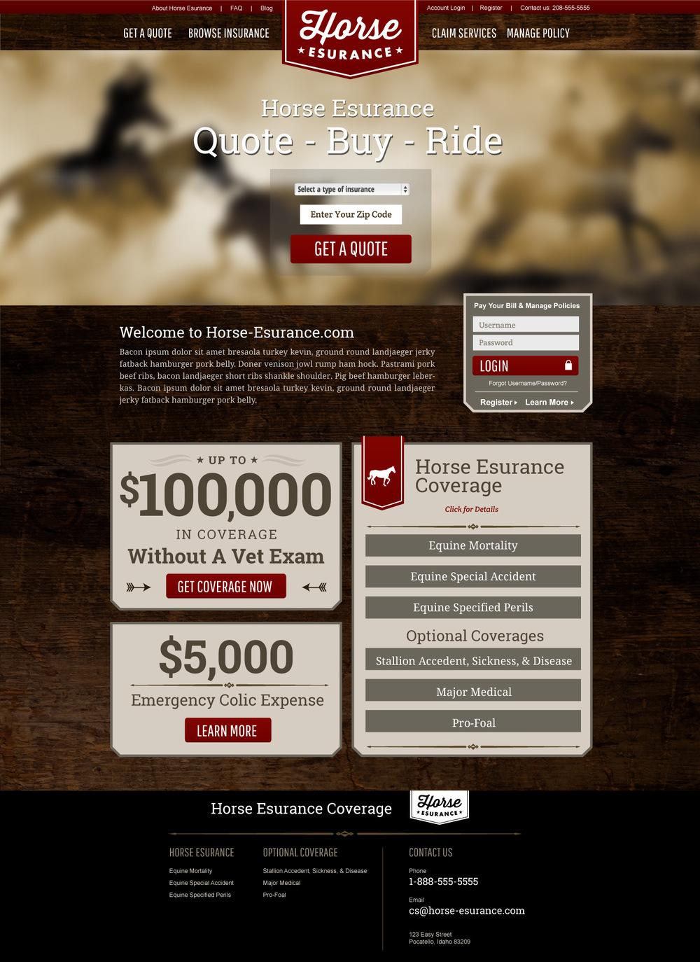 Horseesruance.com