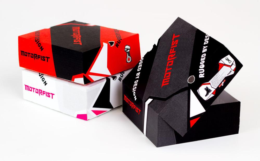 Boot Box designs