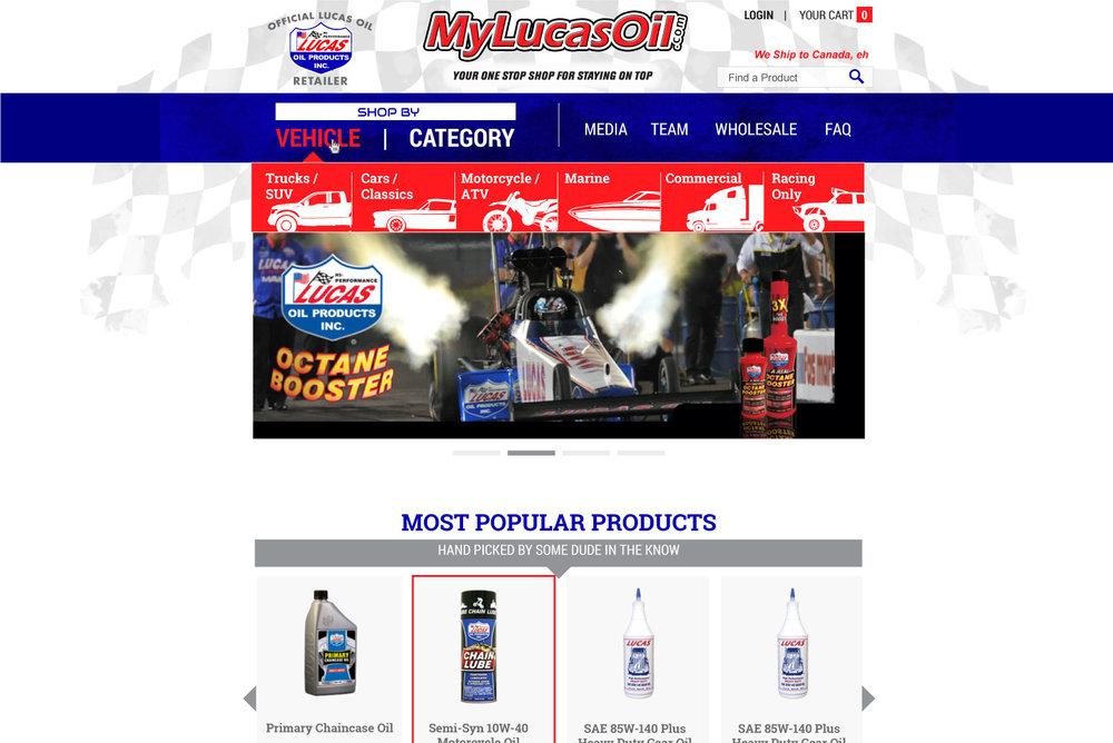 MyLucasOil.com